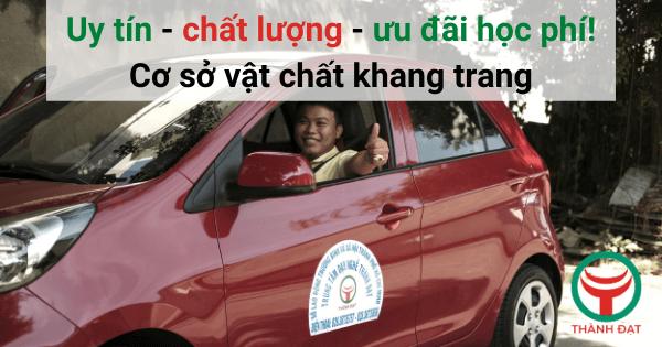Học thi lái xe b2 giá rẻ quận 7 Nhà bè uy tín