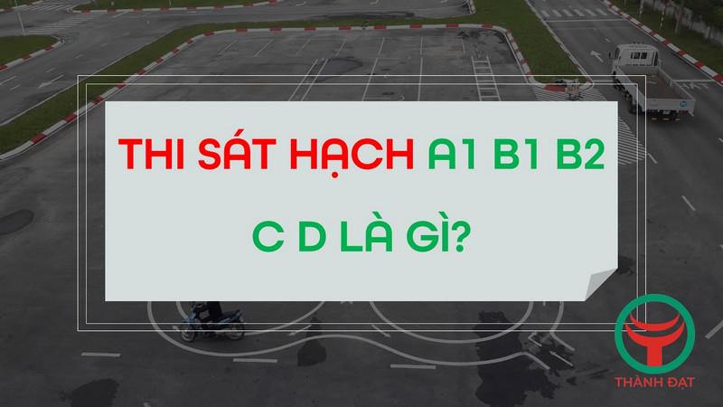 thi thử A1 B1 B2 C D
